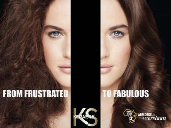 KAVEL GESLOTEN: Goldwell Kerasilk Keratin Treatment Service!!!